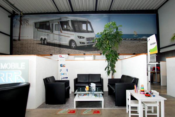 Reisemobile Dörr Vertriebszentrum Bliesen