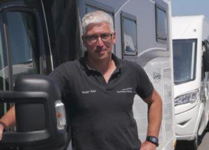Verkaufsleiter Holger Reick