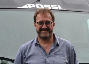 Geschäftsführer Johannes Schuh