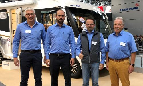 Dörr Verkäuferteam Eura Mobil