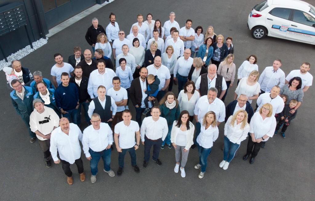 Team von Reisemobile Dörr