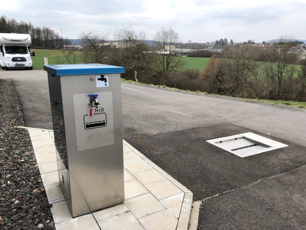 Entsorgungsstation Reisemobile Dörr
