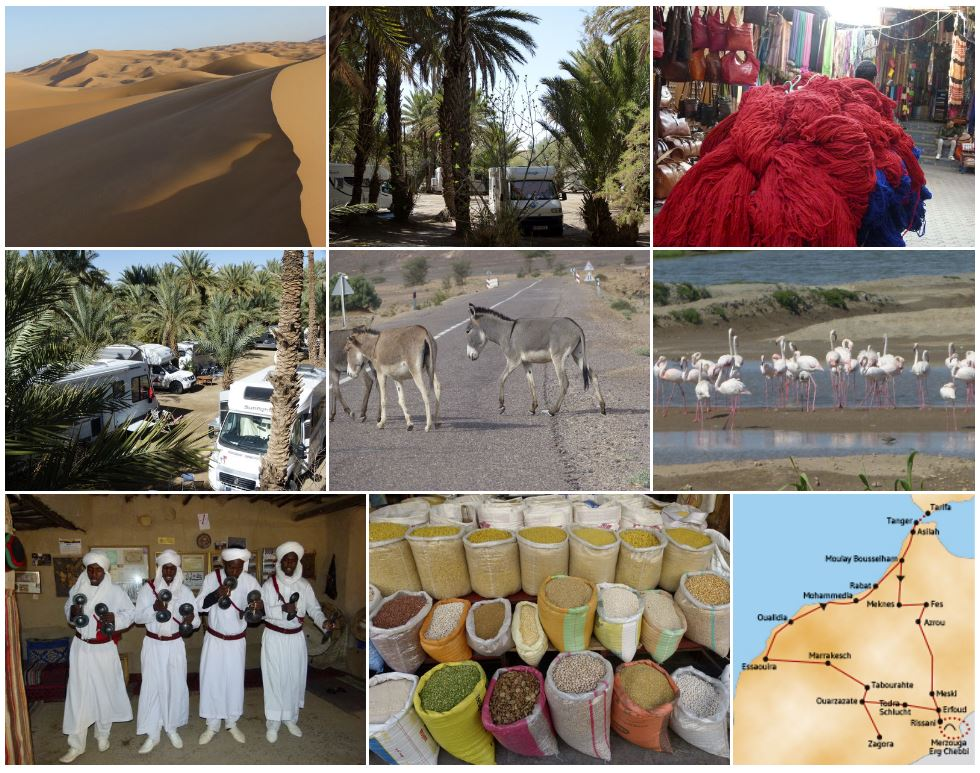 Siwa Tours Marokko
